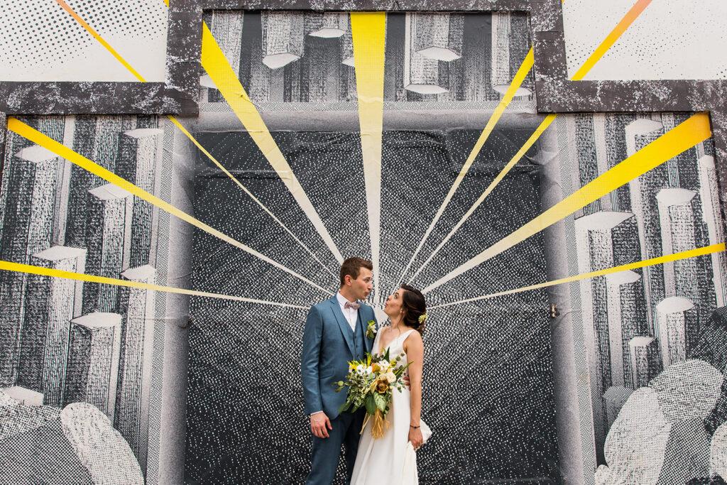 Mariage Elia et Damien